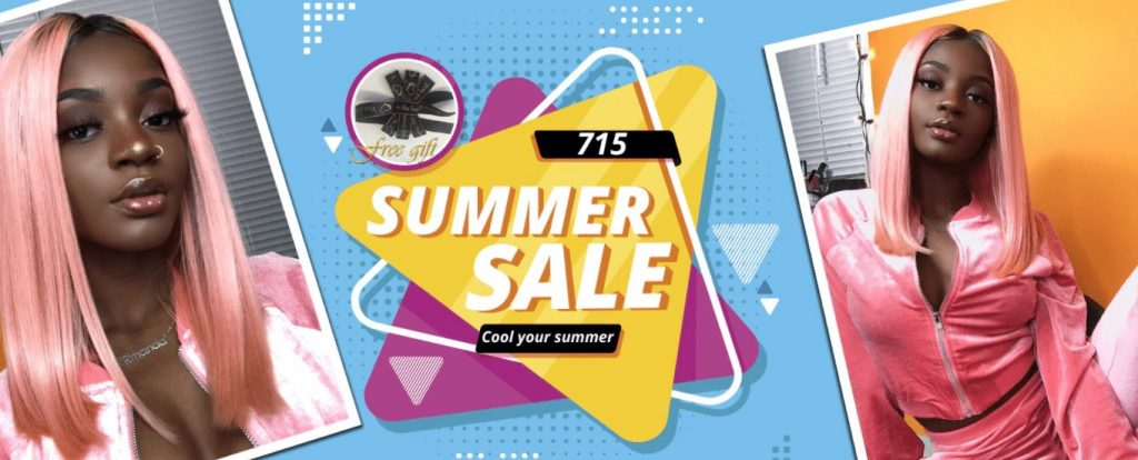 summer sale for hair on aliexpress