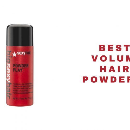 hair volume powders
