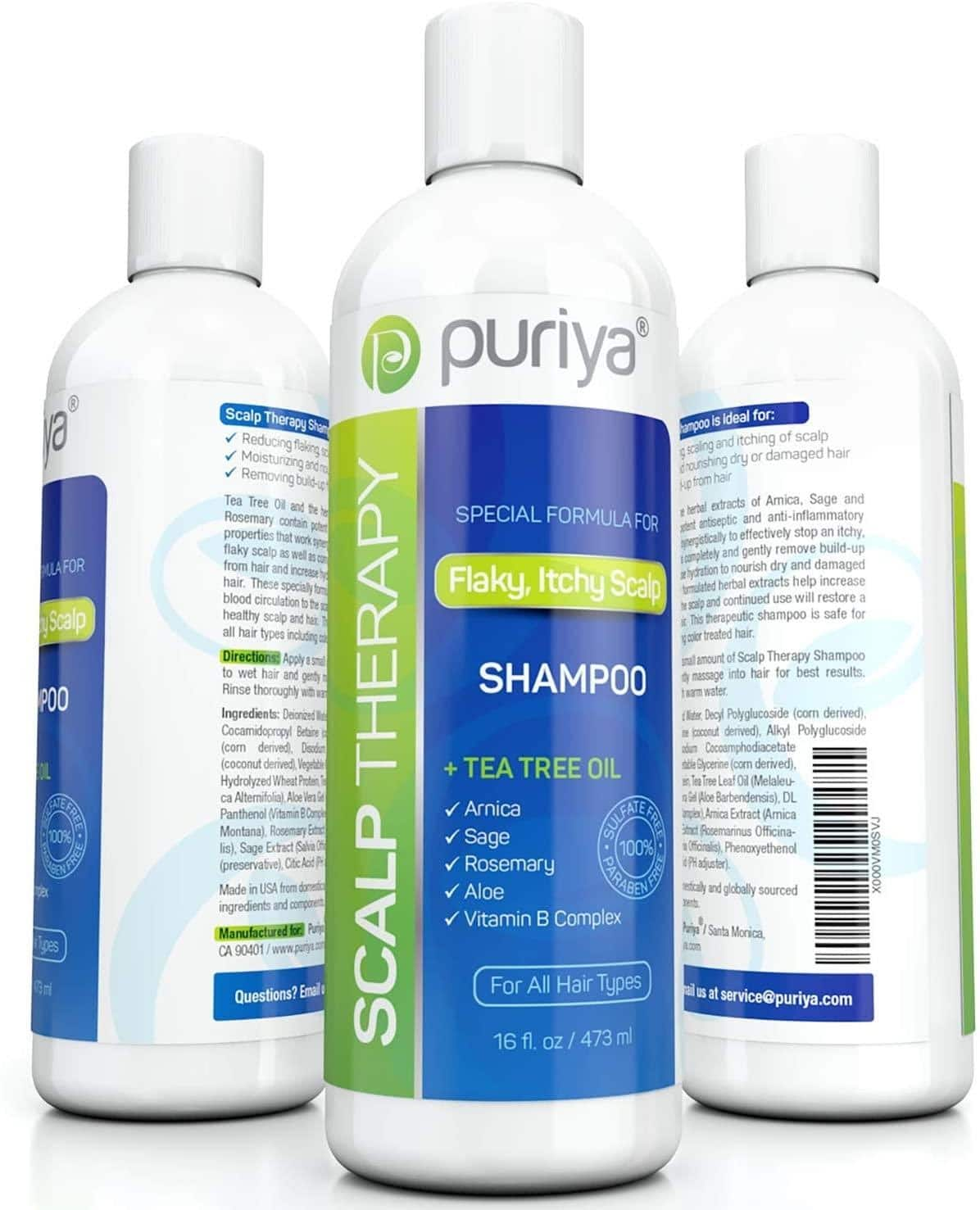Best Shampoo For Treating Folliculitis