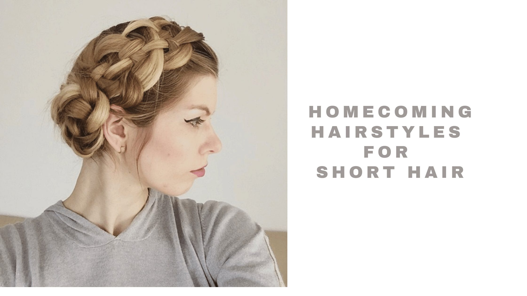 35 Homecoming Hairstyles for Short Hair 2021