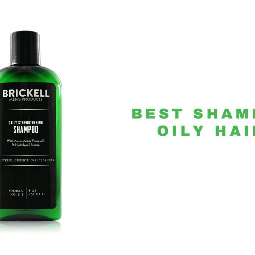 best shampoo for men with oily hair