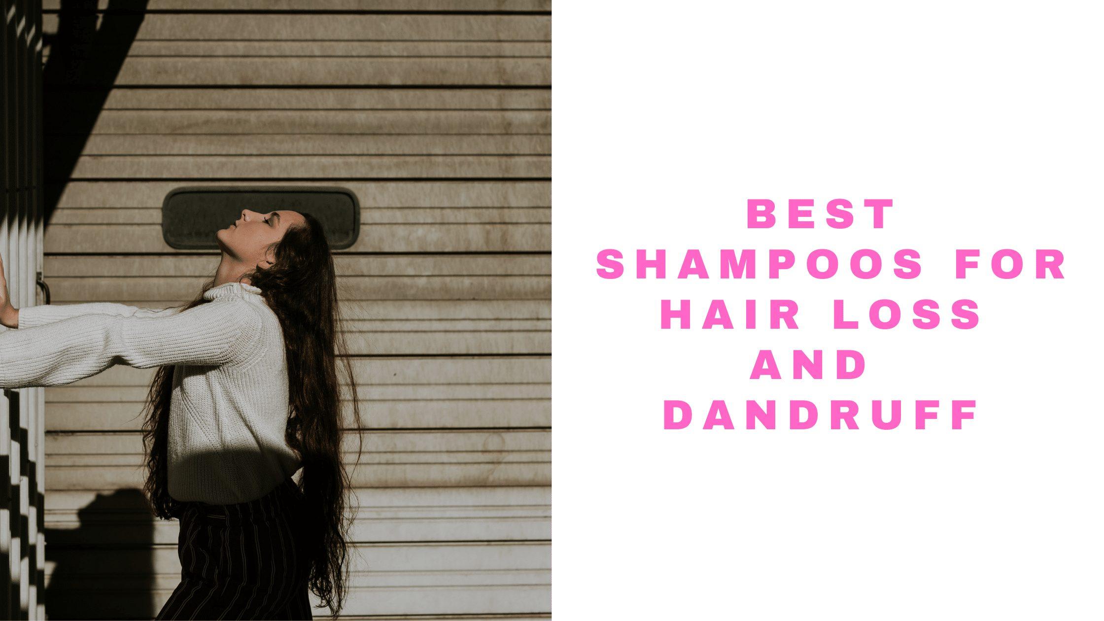 Best Herbal Shampoo For Hair Loss And Dandruff 2021