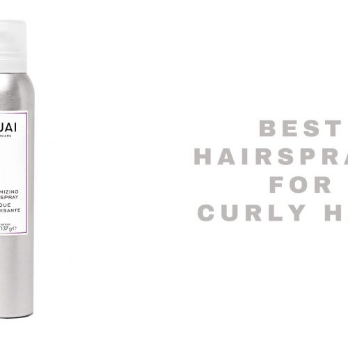 top hairsprays for curly hair