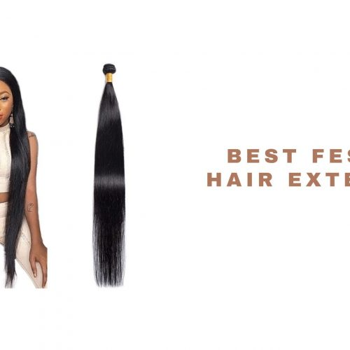festival hair extensions