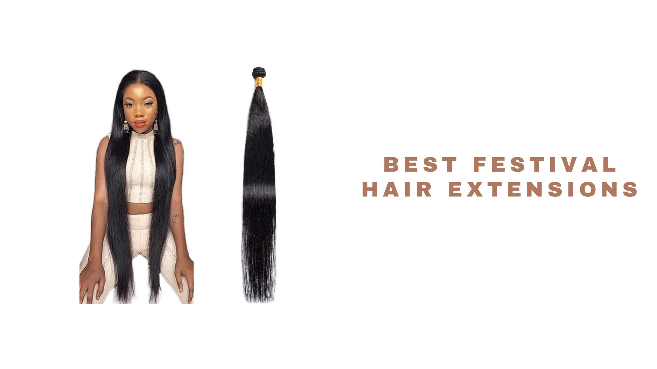 Best Festival Hair Extensions 2021