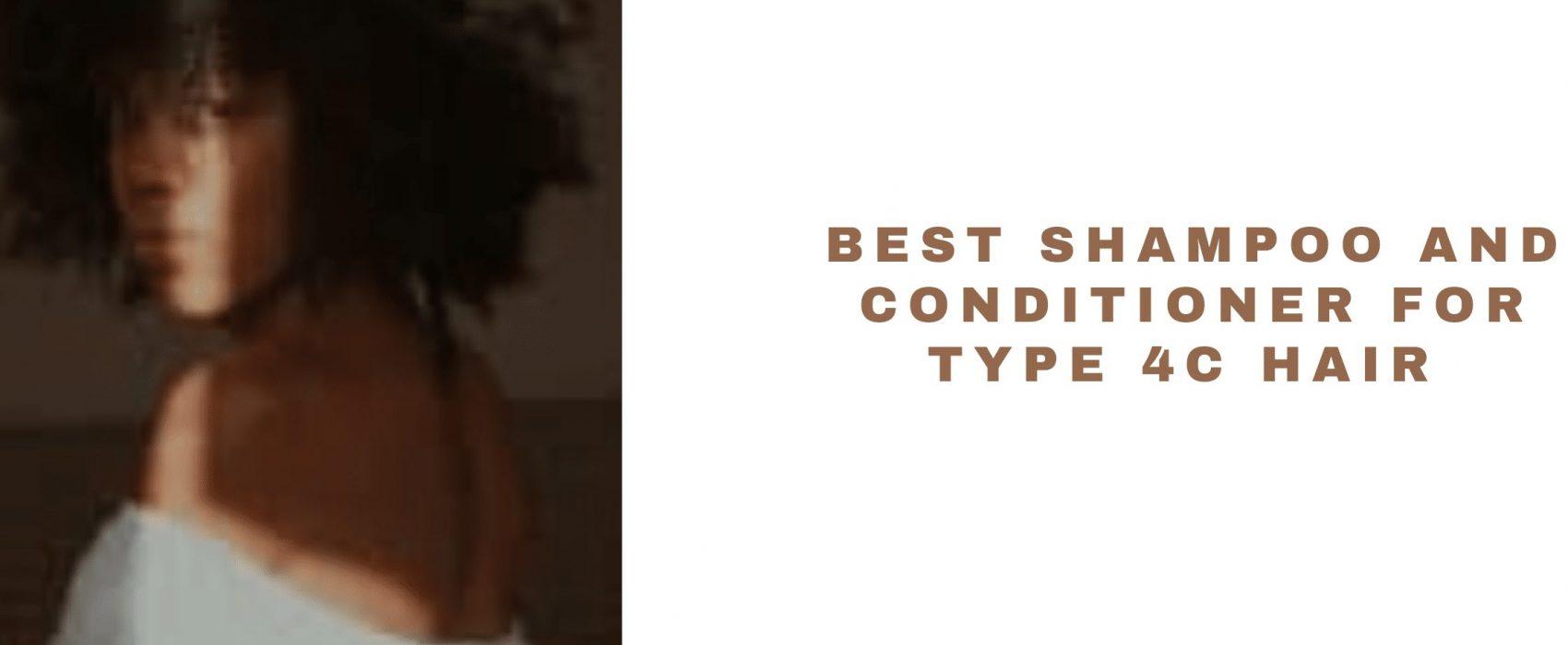 type 4 c conditioner