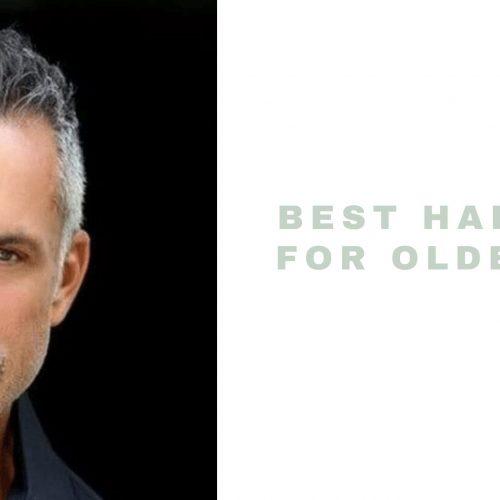 older men haircuts