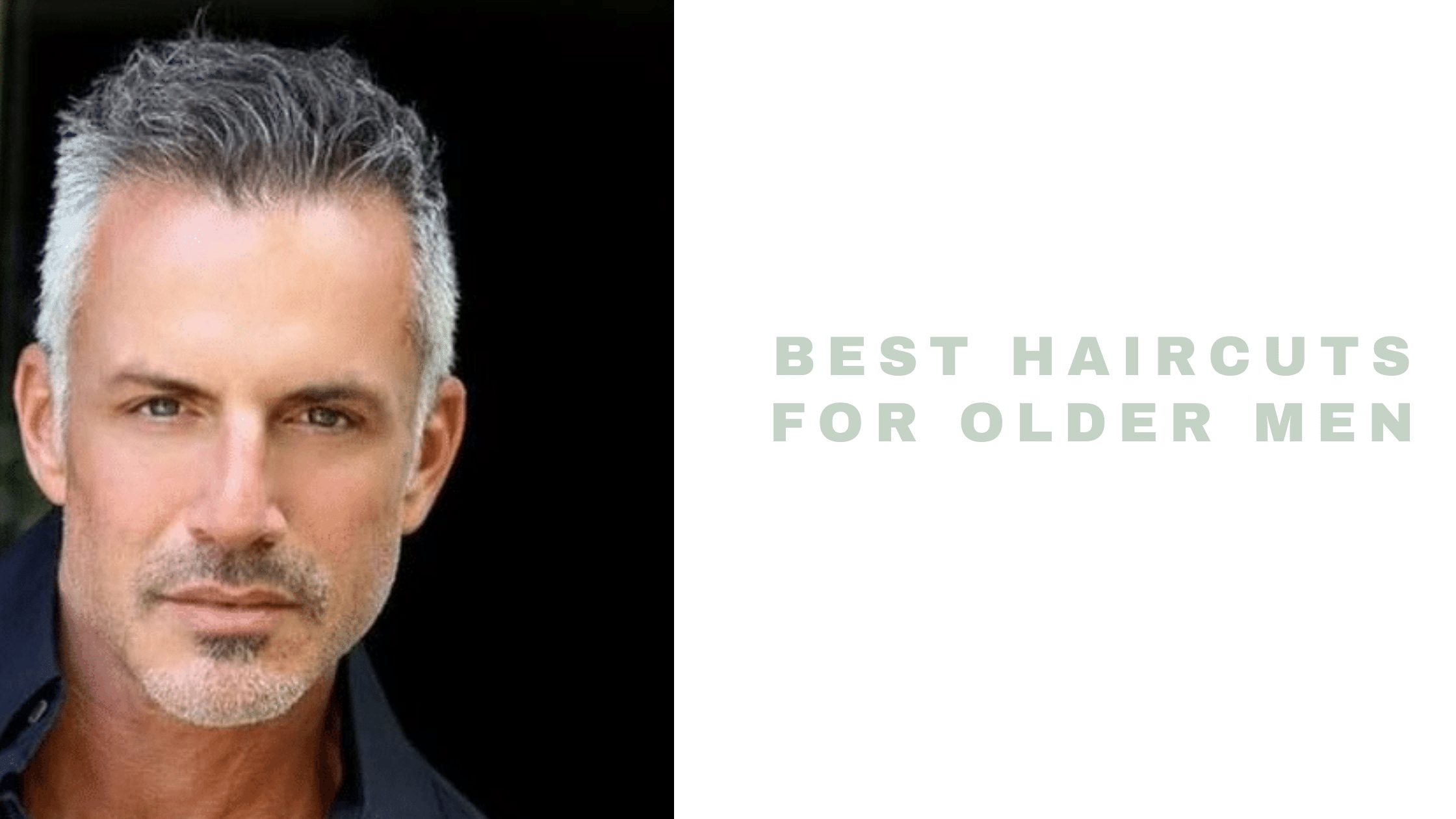 5 Best Hairstyles For Older Men 5 - Best Hair Looks