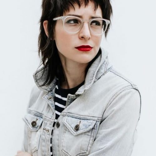 best bangs and glasses hairstyle ideas