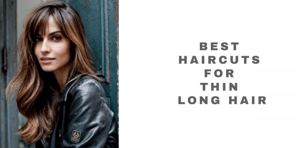 top long haircuts for thin hair