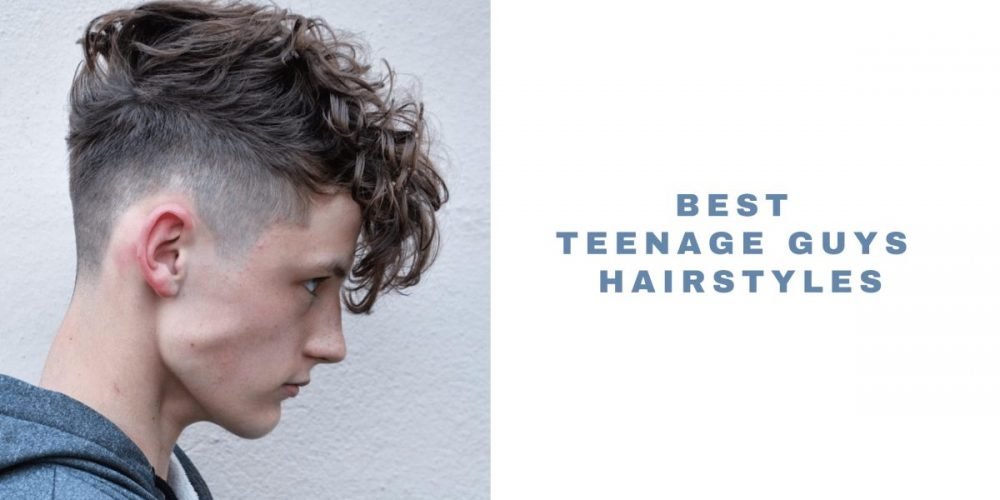 teenage guy hairstyles