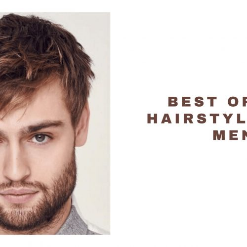top hairstyle for men