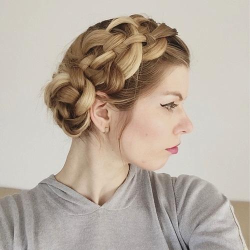 basket weave hairstyles