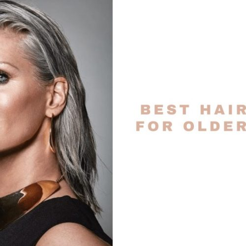 haircuts for older women