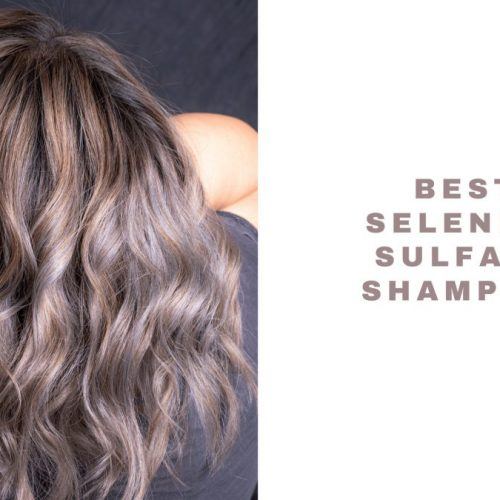 selenide sulphate shampoos