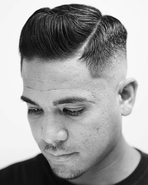 regulation taper haircut