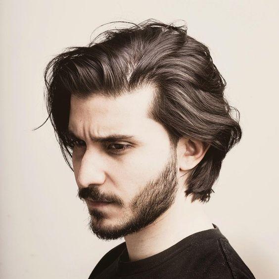 Structured quiff short hairstyles