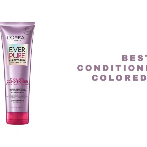 conditioners for colored hair