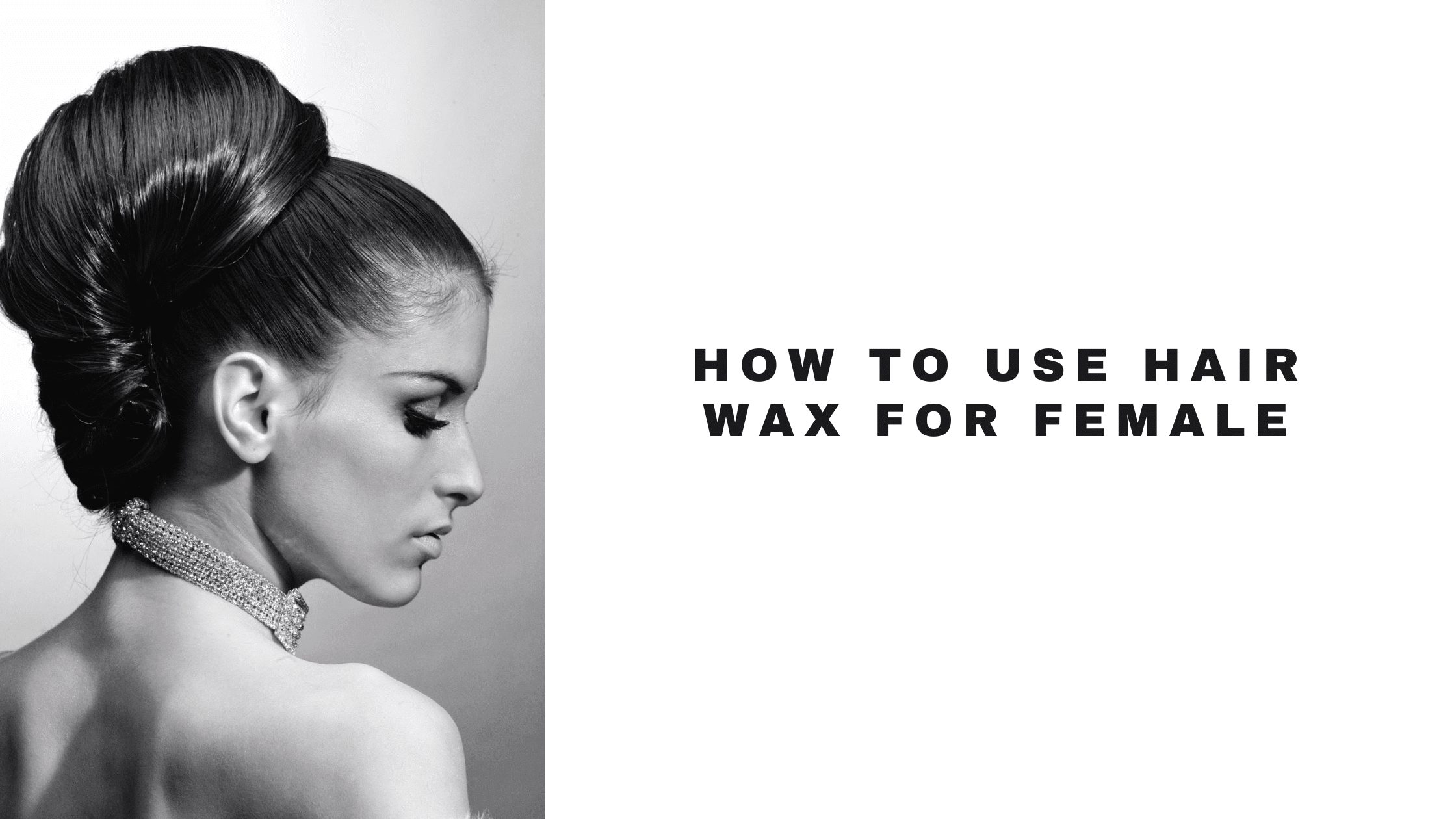 How To Hair Wax For Female