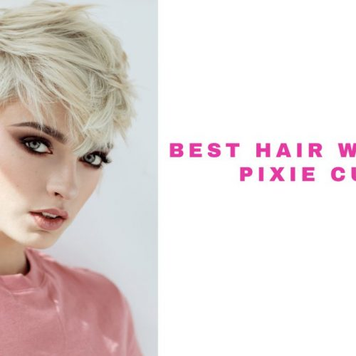 hair wax for pixie cut