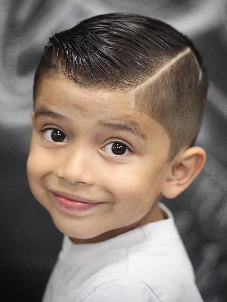 casual boy haircuts