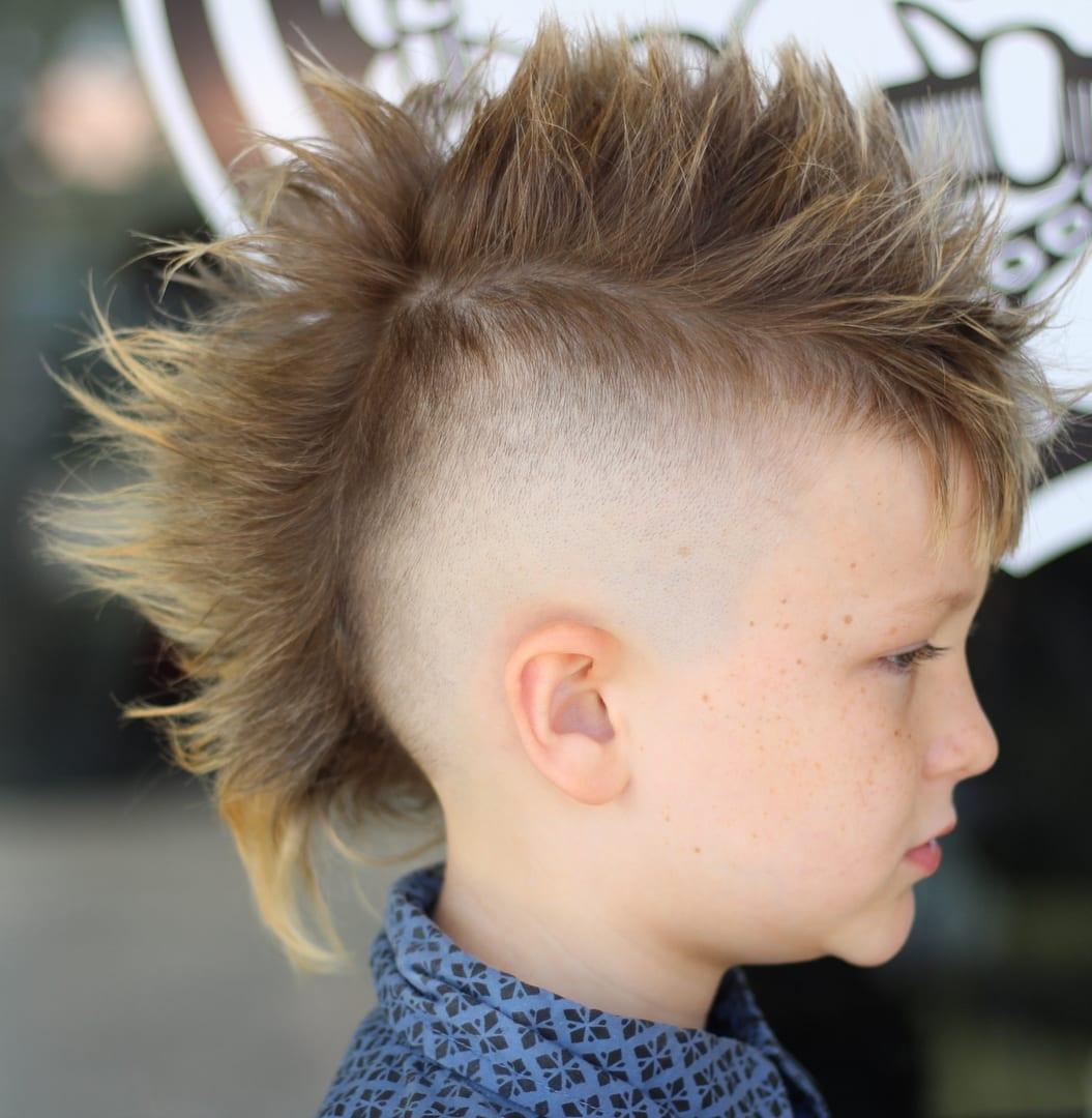 9 Best Baby Boy Haircuts 9   Best Hair Looks