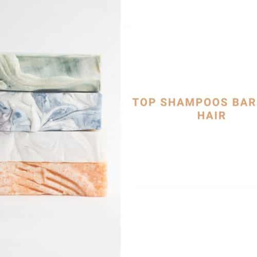 Top shampoos bars