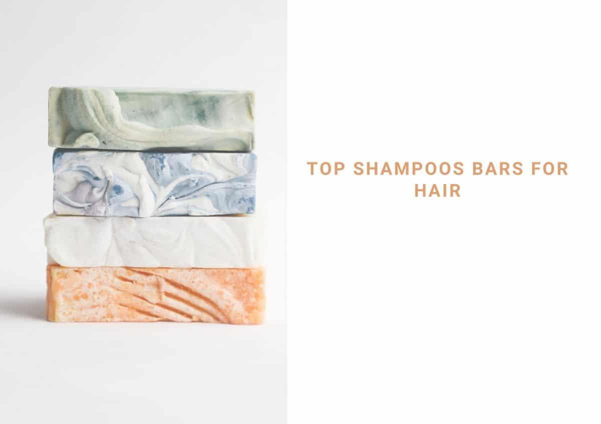 12 Best Shampoo Bars In 2021