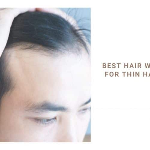 best hair wax for thin hair