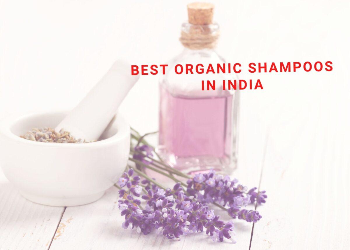 9 Best Organic Shampoo In India 2021