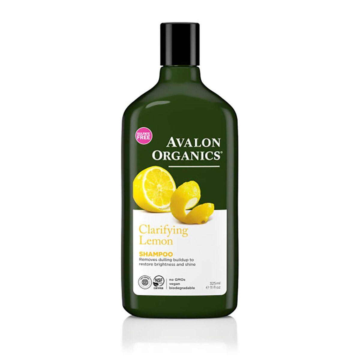 best organic shampoo for fine wavy hair