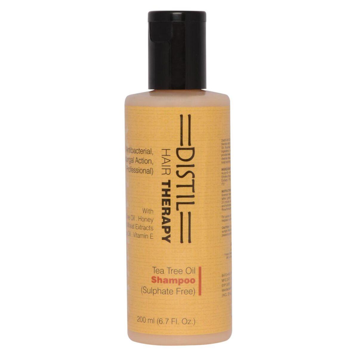best organic shampoo for hair fall