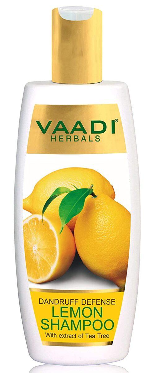 best natural organic shampoo in india