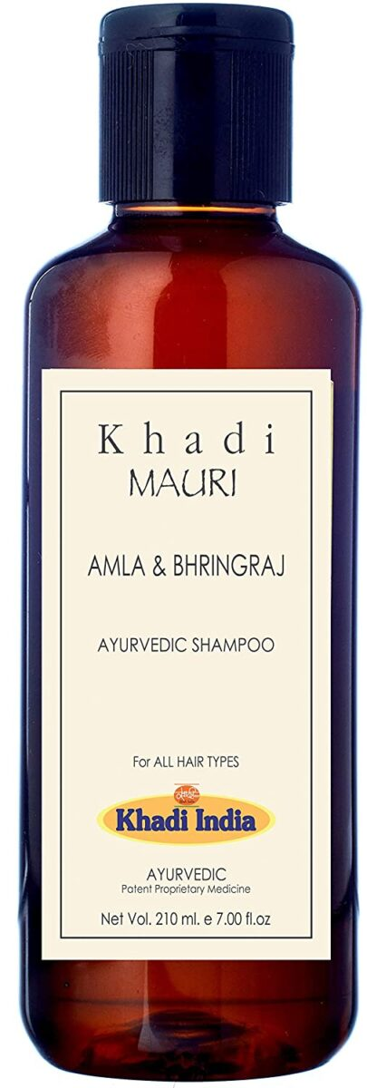 best organic shampoo for oily scalp in india