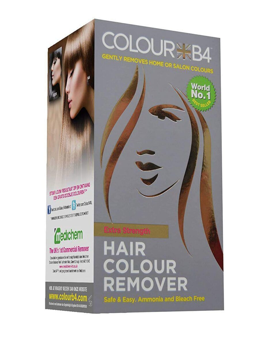 best shampoo for stripping hair colour