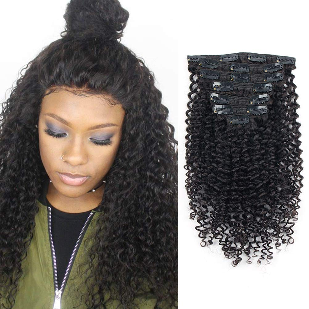 curly clip in extensions for african american hair