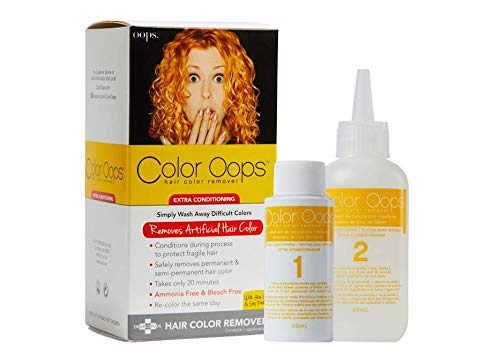Best Hair Color Remover For Black And Dark Hair