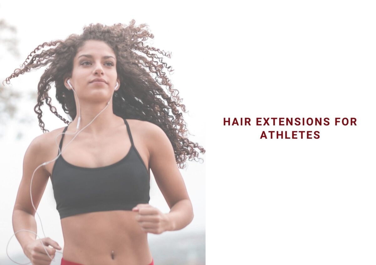 6 Best Hair Extensions For Athletes In 2021