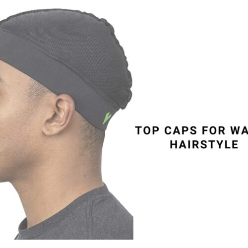 best cap for waves