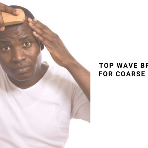 wave brush for coarse hair