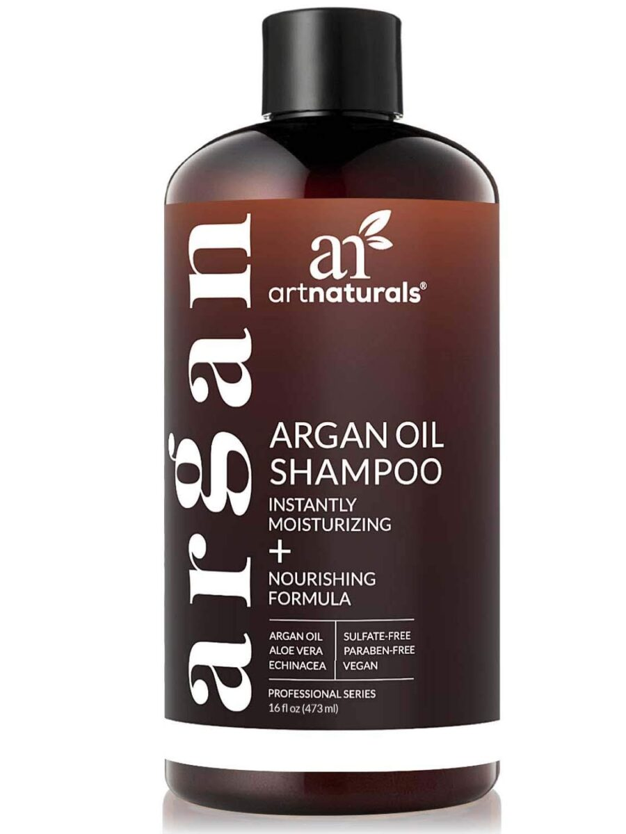 shampoo for colored hair ph