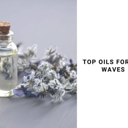 oil for 360 waves