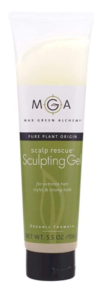hair gel for folliculitis