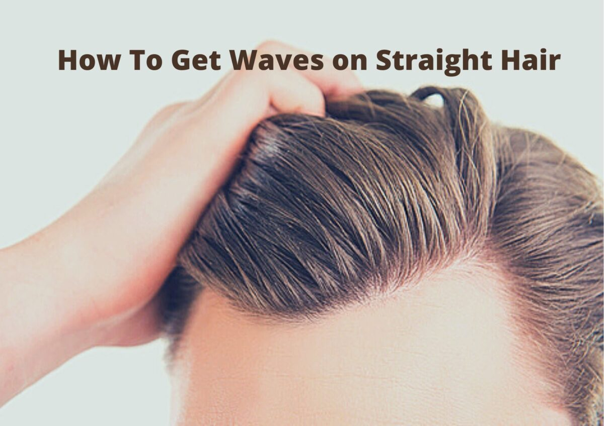 How To Get Waves With Straight Hair | Get 360 Waves or 180 Waves For Straight Hair