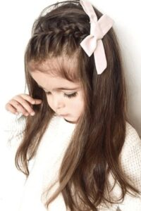 cute and adorable little girl hairstyles 2021
