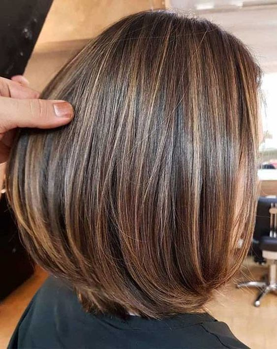 hairstyles with global highlights