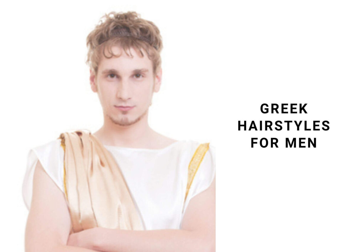 Ancient Greek Hairstyles For Men And Women 2021