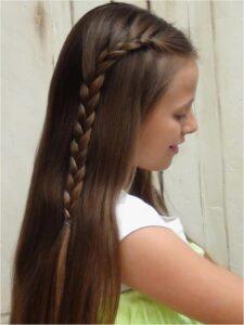 braided little girl hairstyles