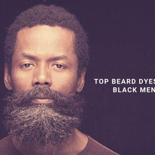 beard dye for black men