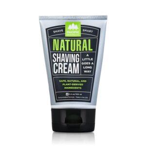 premium shaving cream for head